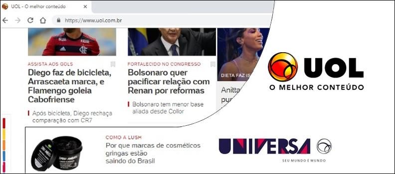 Jornalista Marcos Cândido, do Portal UOL Universa entrevista Luciano Piacenti sobre o mercado de estética